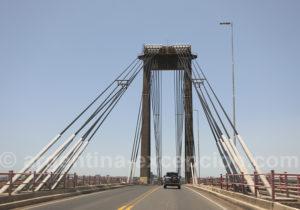 Pont Gal Belgrano de Resitencia à Corrientes