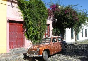 Colonia del Sacramento et ses vieilles autos