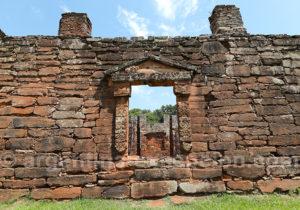 Journée aux ruines jésuites de San Ignacio Miní, Argentine