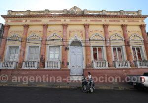 Influence italienne, ville de Corrientes