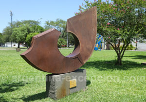 Sculptures Resistencia Argentine