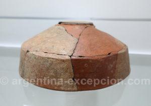 Vase de l'époque jésuite, ruines de Loreto