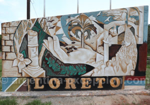 Histoire de Loreto, province de Misiones