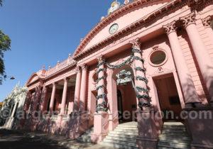Façade de la Casa Gobierno de Corrientes