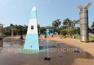 Monument des Trois Frontières, Puerto Iguazu