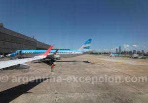 Aéroport AEP Buenos Aires