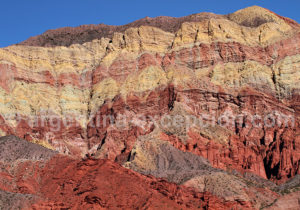Crête du Cerro Yacoraite