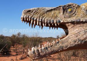 Parc paléontologique Ischigualasto
