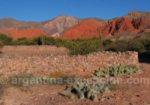 Uquia vallée de Humauaca