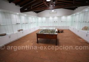 Salle musée de Santa Ana, Misiones