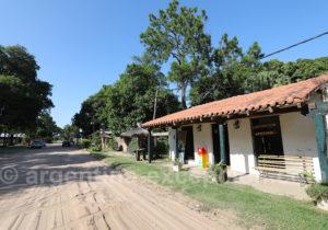 Ruelle à Santa Ana de Los Guácaras
