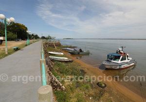 Río Paraná à Itatí
