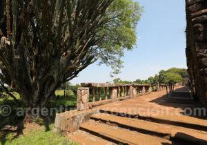 Visite guidée des ruines de San Ignacio Miní