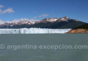 Front sud du Perito Moreno