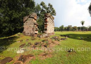 Ruines jésuites de Santa Ana