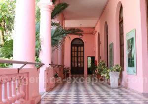 Intérieur du palais du Gouverneur de Corrientes