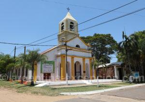 Eglise de Paso de la Patria, Corrientes