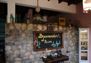 Bienvenue au restaurant La Azul