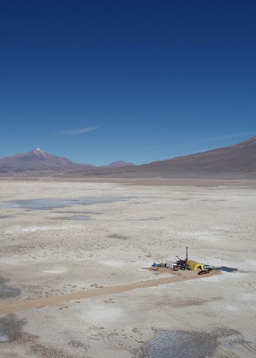 Lithium en Argentine