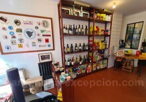 Magasin Carnar, vins et viandes argentines