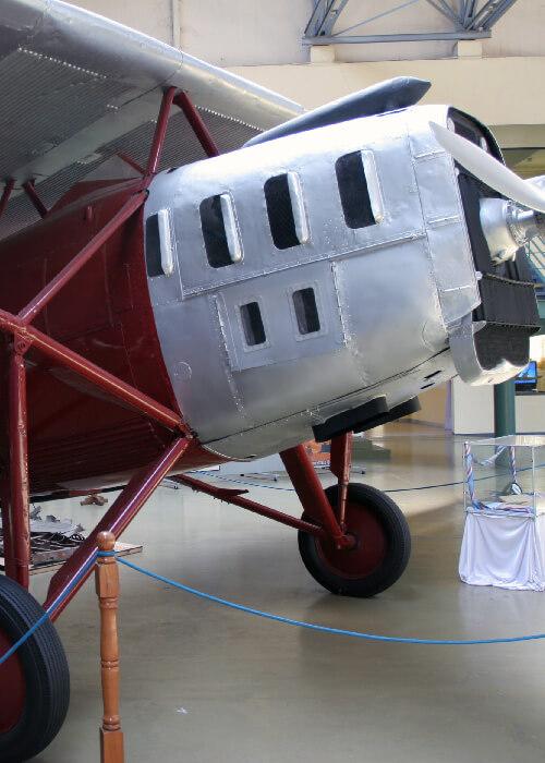 Musée de l'aviation de Moron