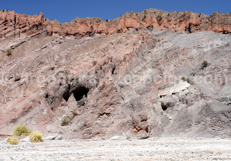 Grottes Acsibi, région de Salta