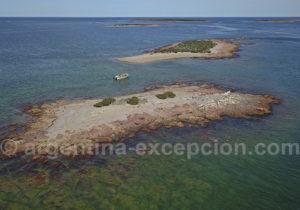 îlots réserve Bahia Bustamante