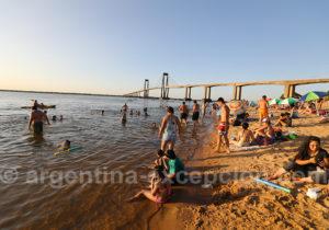 Plage Arazaty, Corrientes
