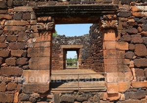Visite des ruines de San Ignacio Miní