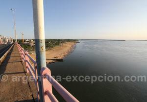 Río Paraná, Corrientes