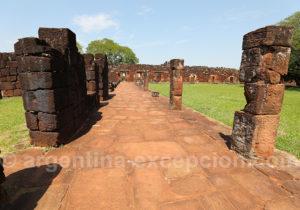 Ruines de Saint-Ignace mineur, Misiones