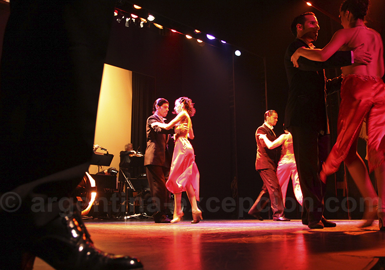 Le tango a San Telmo
