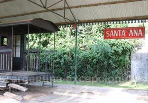 Station de train de Santa Ana
