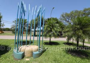 Concours de Sculptures Argentine