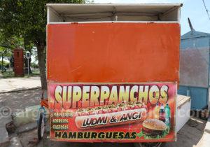 Kiosque de panchos, Corrientes