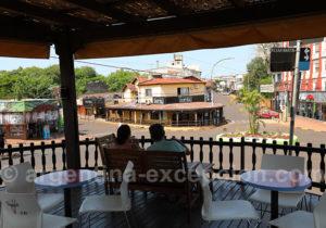 Café dans le cœur de Puerto Iguazu