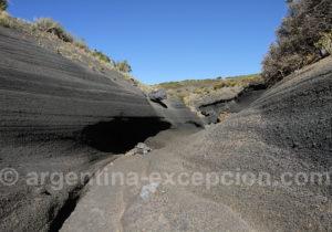Volcan Malacara, province de Mendoza