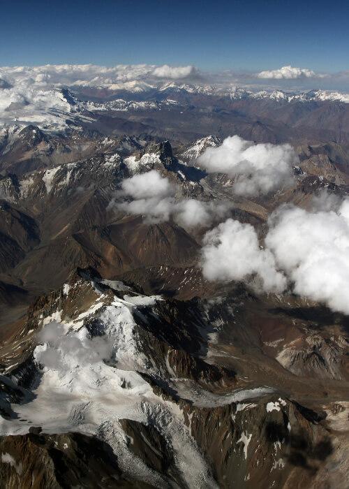 5 Accident de Mermoz dans les Andes COUPER L'AILE