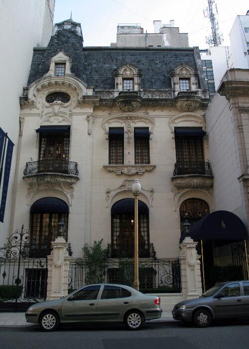 Art Nouveau à Buenos Aires