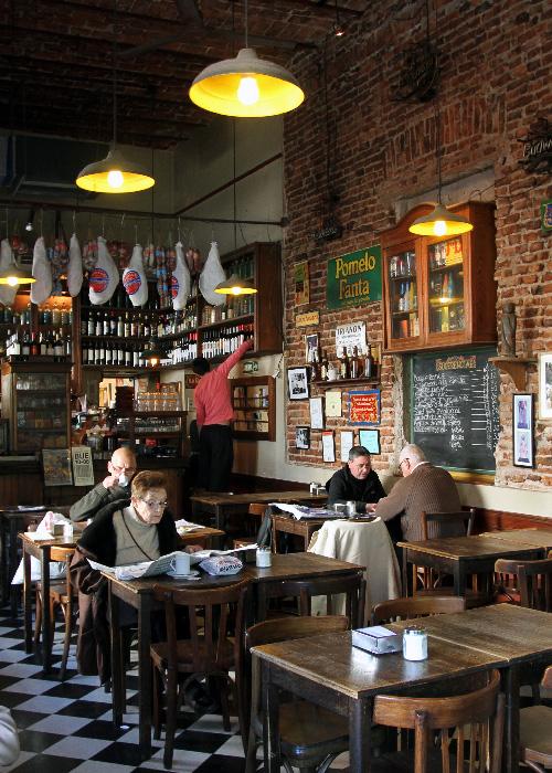 Cafés traditionnels à Buenos Aires