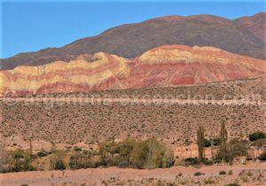 Couleurs de la vallée de Humahuaca