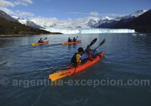 Perito Moreno Kayak