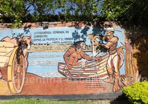 Av Italia, Corrientes