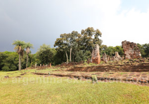 Ruines jésuites de Santa Ana, Argentine