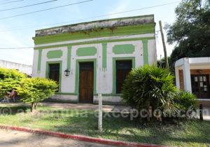 Maison ancienne du village de Santa Ana, Corrientes