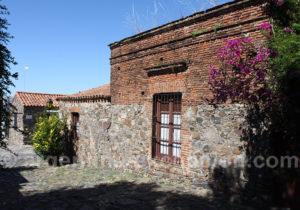 Visite historique de Colonia, Uruguay