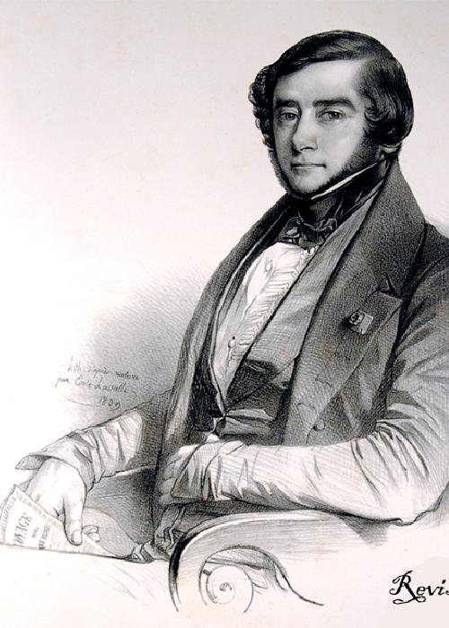 Alcide d'Orbigny naturaliste français