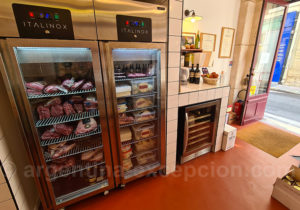 Carnar, viande argentine et empanadas