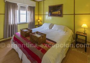 Chambre estancia Bahia Bustamante