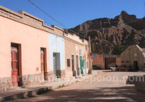 Etape à Tilcara, voyage en Argentine